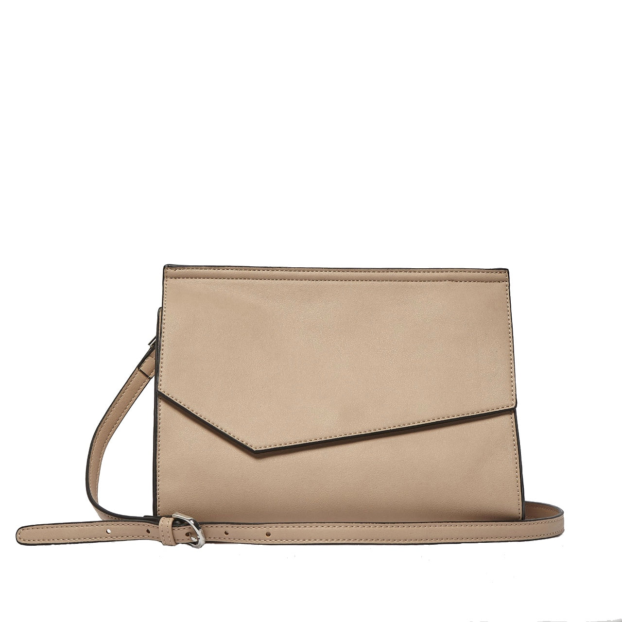 Urban Originals Shimmer Bag -Light Nude