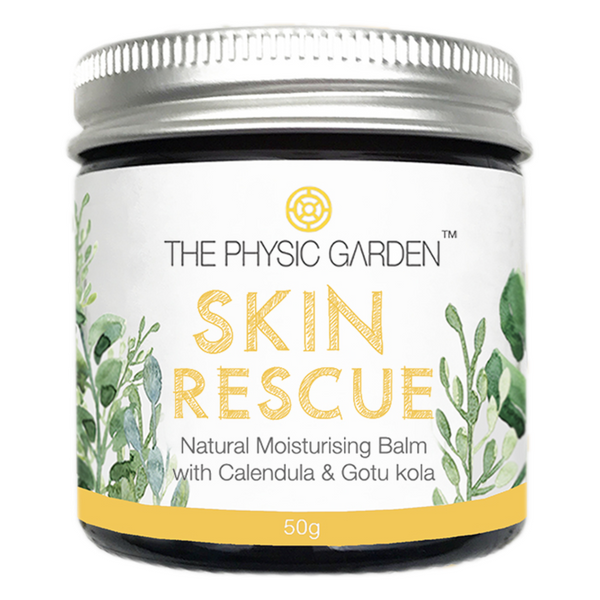 The Physic Garden Skin Rescue