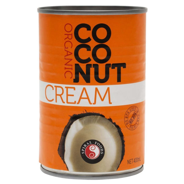 Spiral Foods Organic Coconut Cream