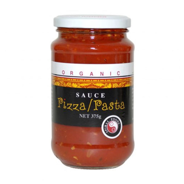 Spiral Foods Pizza and Pasta Sauce