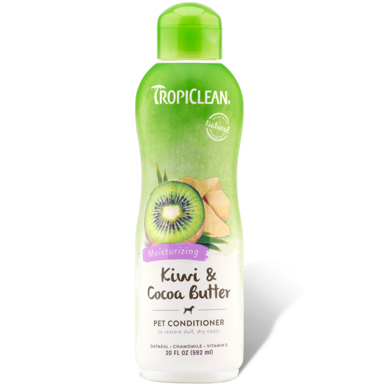 Tropiclean Pet Conditioner -Kiwi & Cocoa Butter