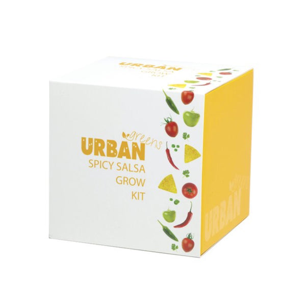 Urban Greens -Spicy Salsa