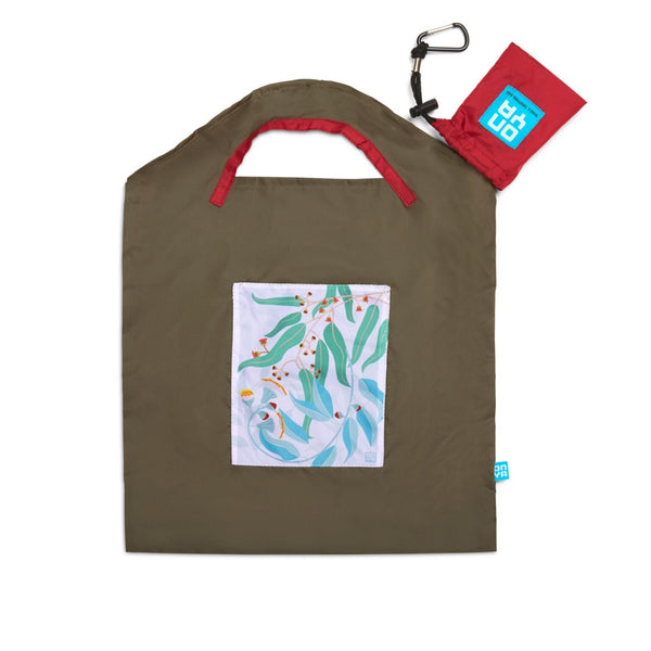 Onya Small Shopping Bag - Light Leaves