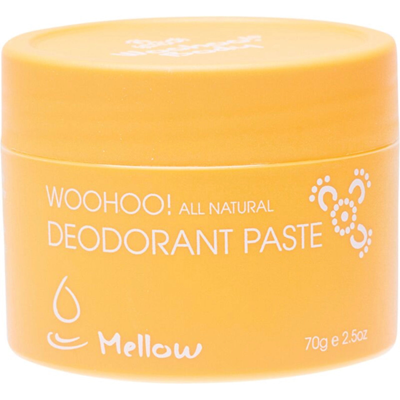 Woohoo Deodorant Paste - Mellow Sensitive