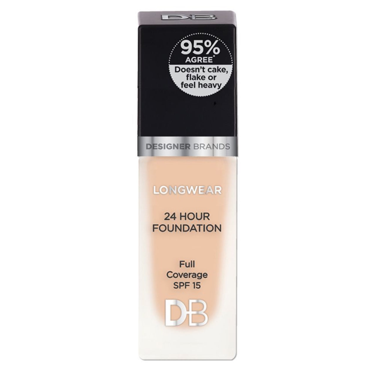 DB Cosmetics Longwear Foundation