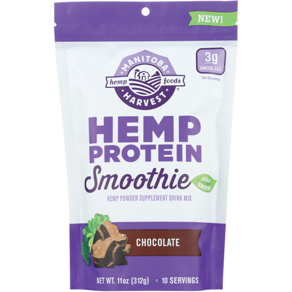 Manitoba Hemp Protein Smoothie -Best Before 28th February 2019