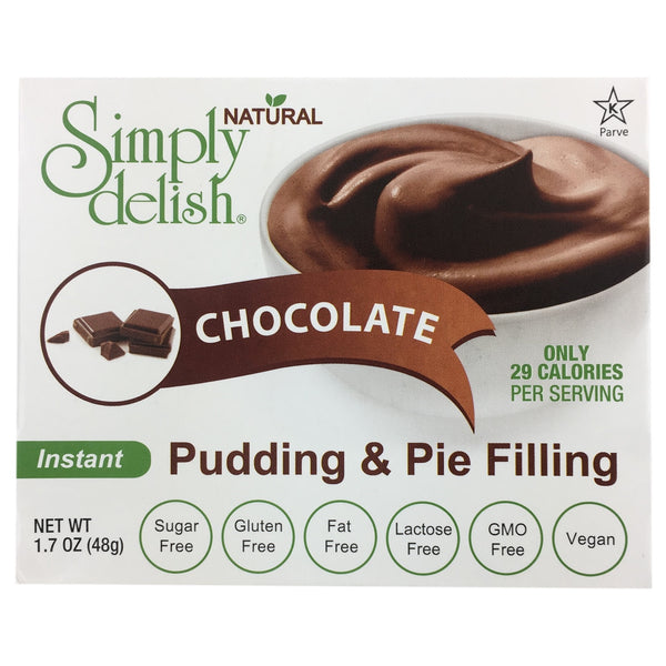 Simply Delish Pudding & Pie Filling
