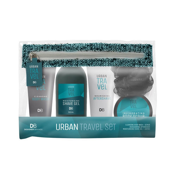 DB Cosmetics Urban Travel Set