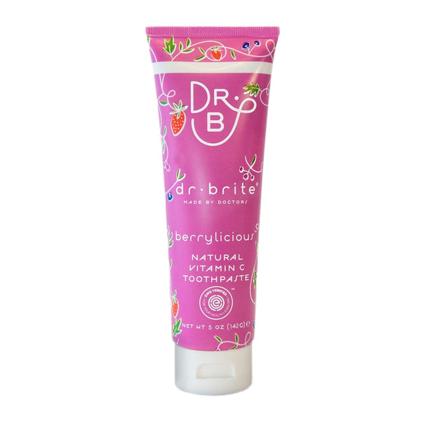 Dr Brite Berrylicious Toothpaste