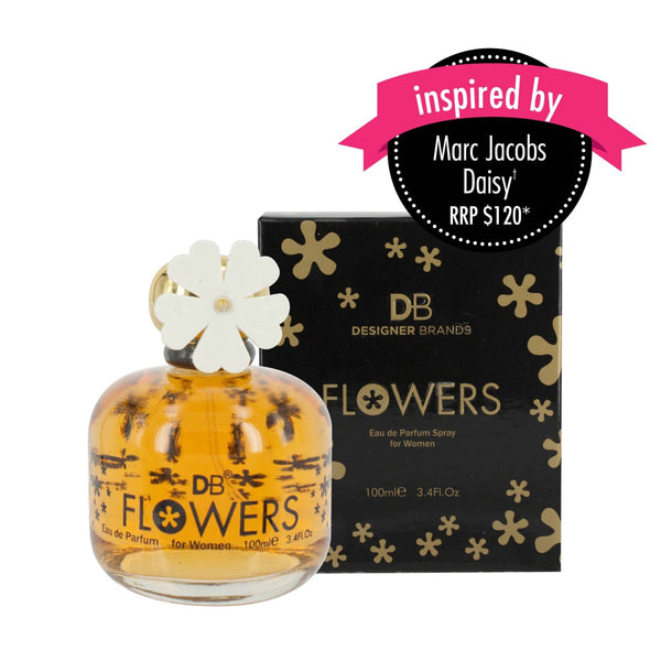 DB Cosmetics Fragrance -Flowers