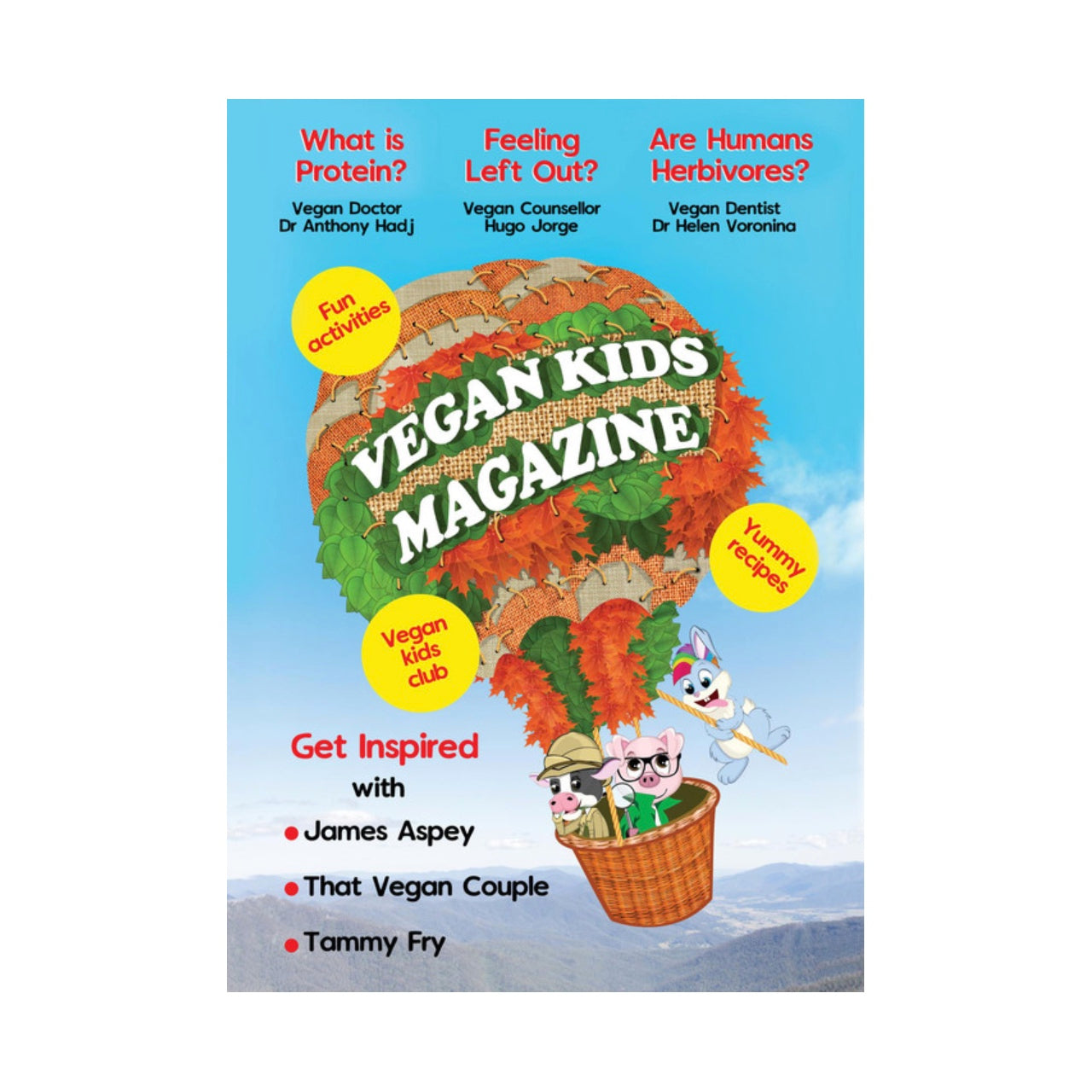 Vegan Kids Magazine