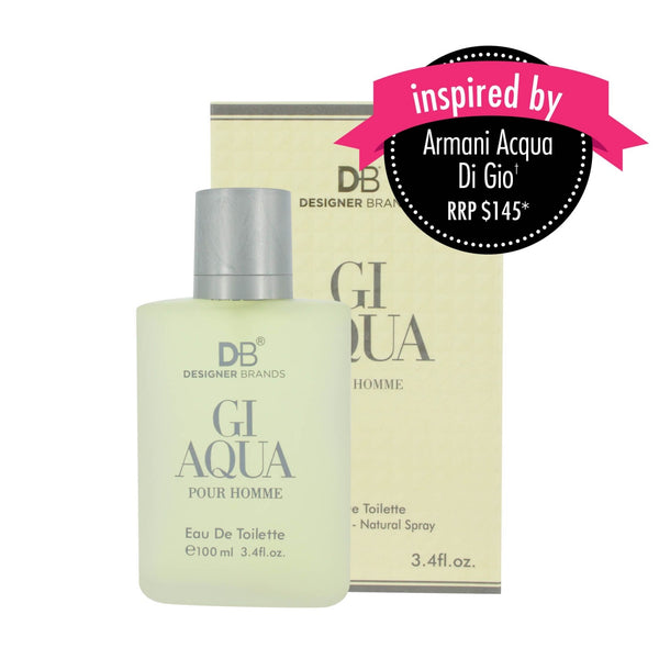 DB Cosmetics Fragrance -Gi Aqua