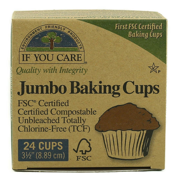 If You Care Jumbo Baking Cups