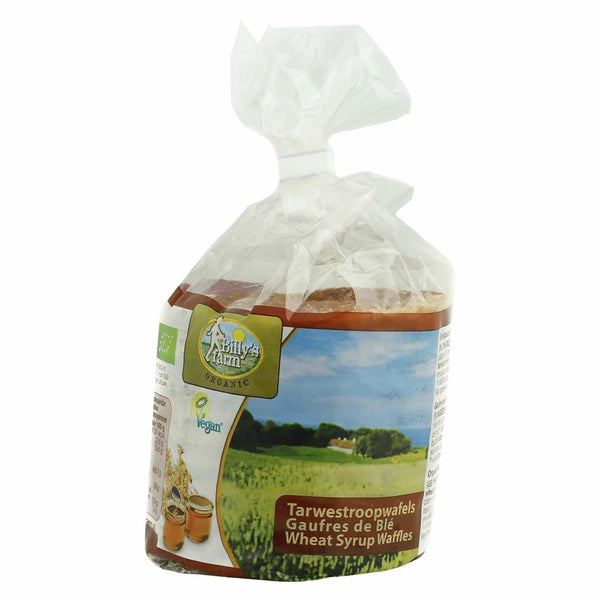 Billy's Farm Organic Syrup Waffles 315g
