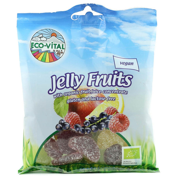 Eco Vital Organic Jelly Fruits
