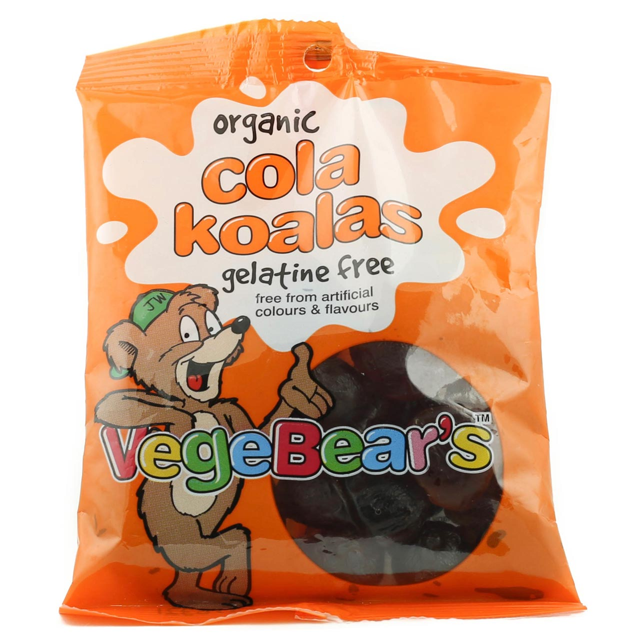 Just Wholefoods VegeBears Cola Koalas