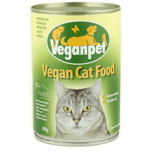 Veganpet Tin Cat Food