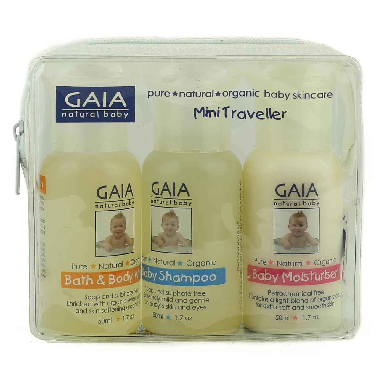 GAIA Natural Baby Mini Traveller Pack