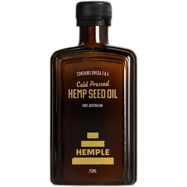 Hemple Cold Pressed Hemp Seed Oil
