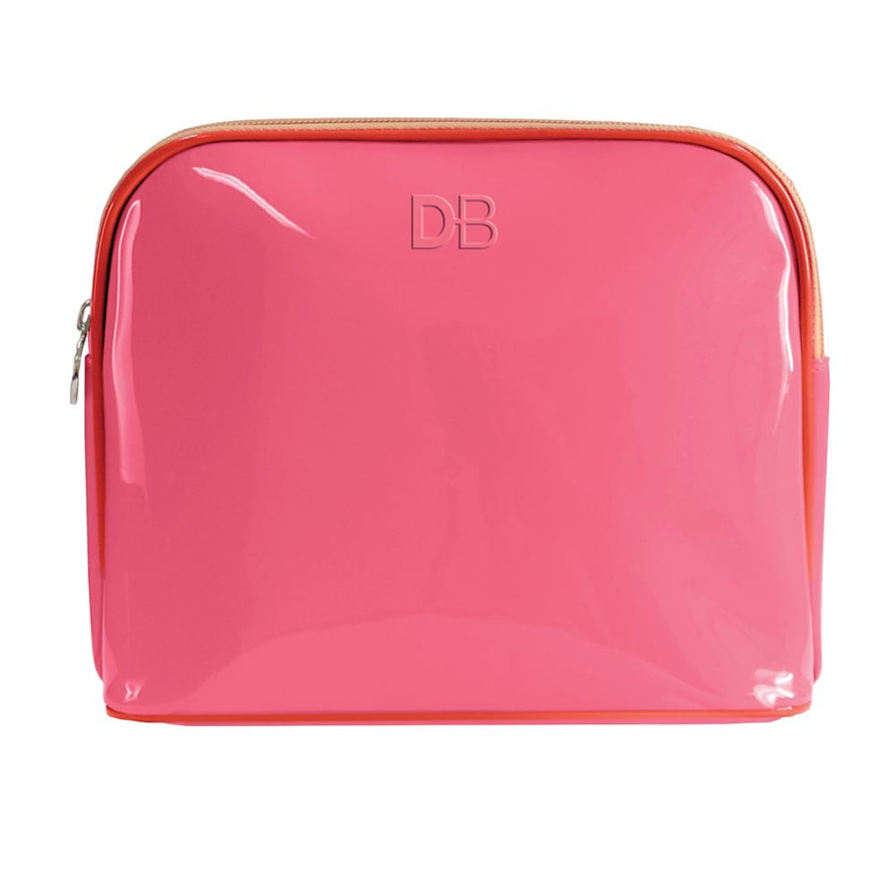 DB Cosmetics Luxe Stand Up Case -Flamingo Fling