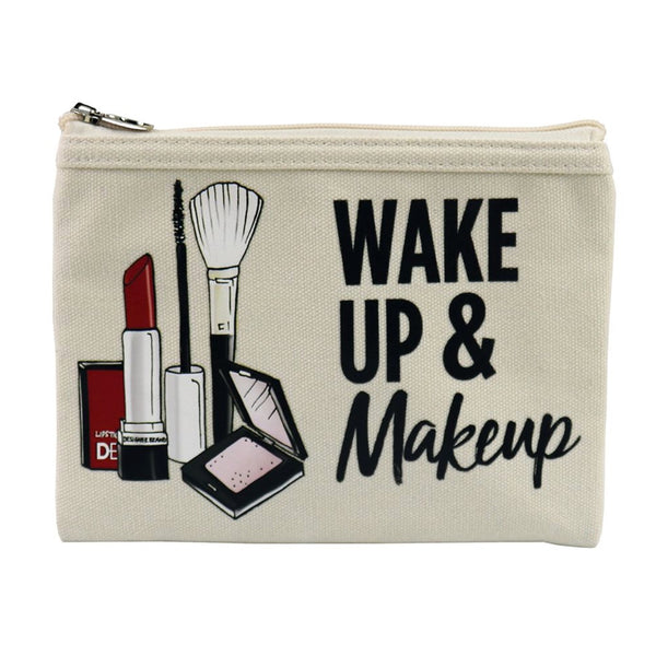 DB Cosmetics Deluxe Pouch -Wake Up