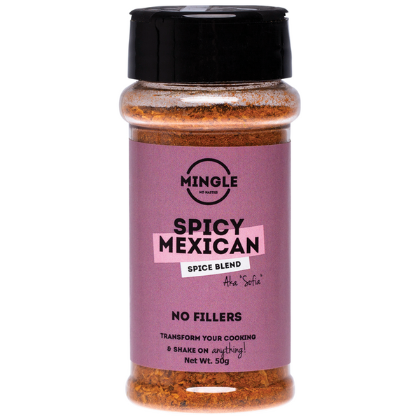 Mingle Spice Blend -Spicy Mexican