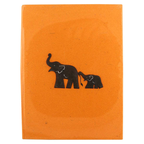 Maximus Elephant Paper Journal -Large