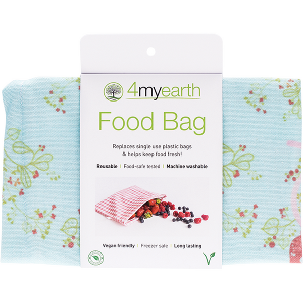 4MyEarth Food Bag -Love Birds