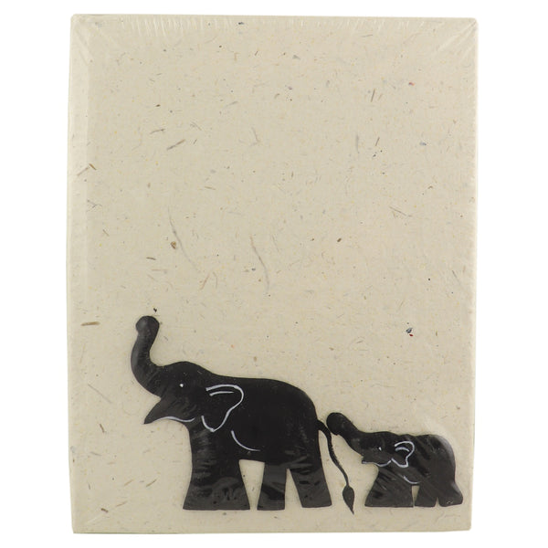 Maximus Elephant Paper Journal -Medium