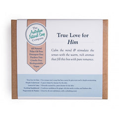 The Australian Natural Soap Company True Love for Him Gift Pack