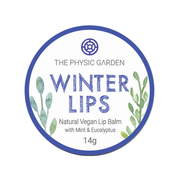 The Physic Garden Lip Balm -Winter Lips