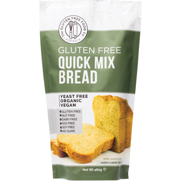 The Gluten Free Food Co Quick Bread Mix