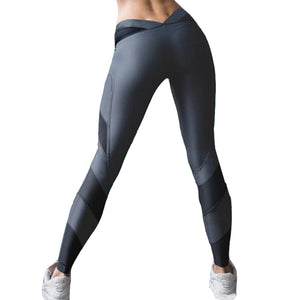 F11 GRAY LEGGINGS