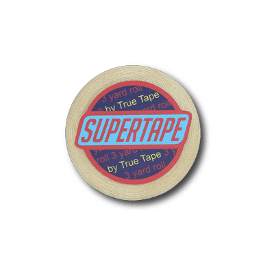 SuperTape 3 Yard Tape Rolls - Vista Hair UK's No 1# Wig And Toupee Supplies