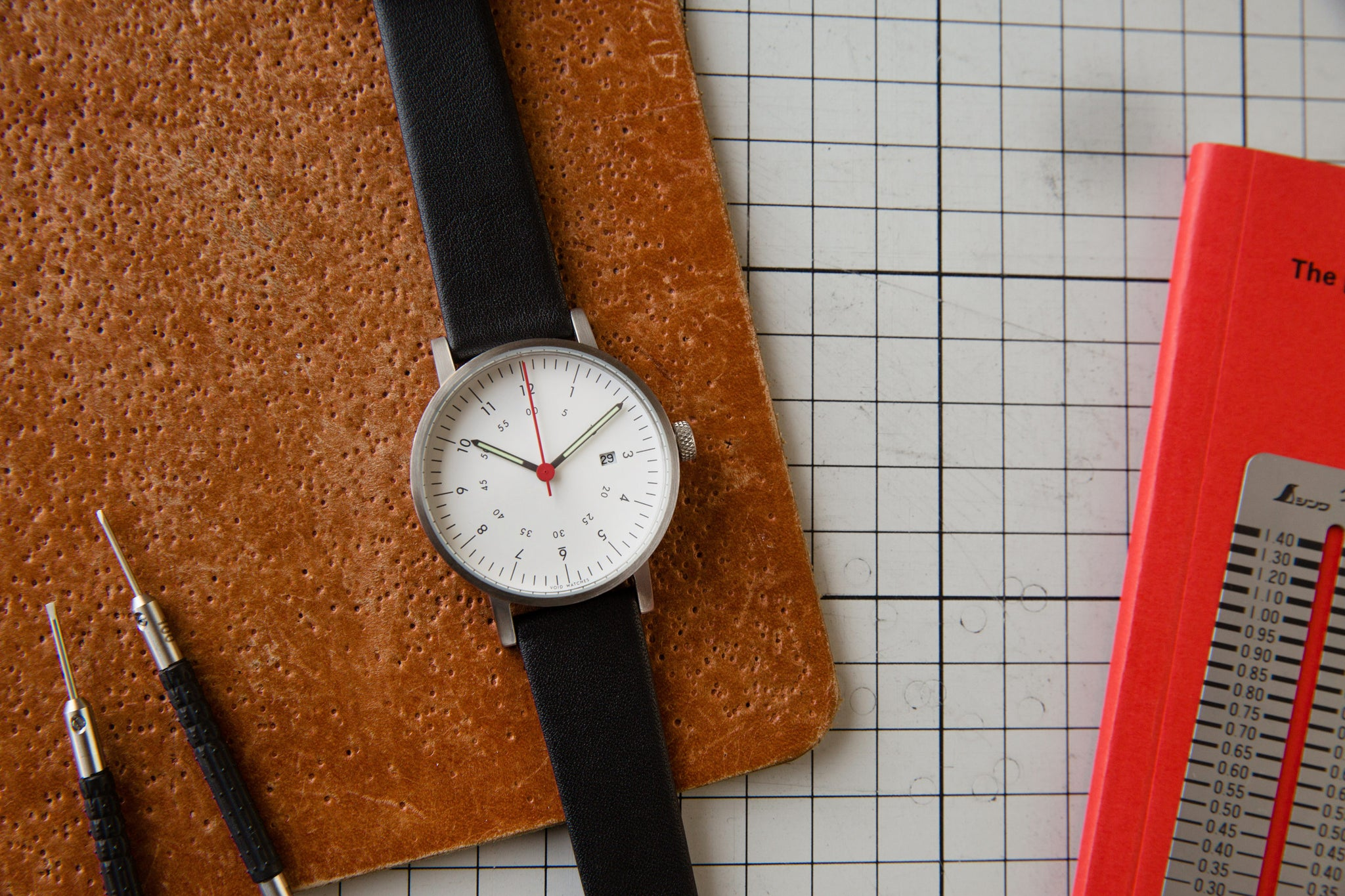 Modern Watches with that Swedish Eye