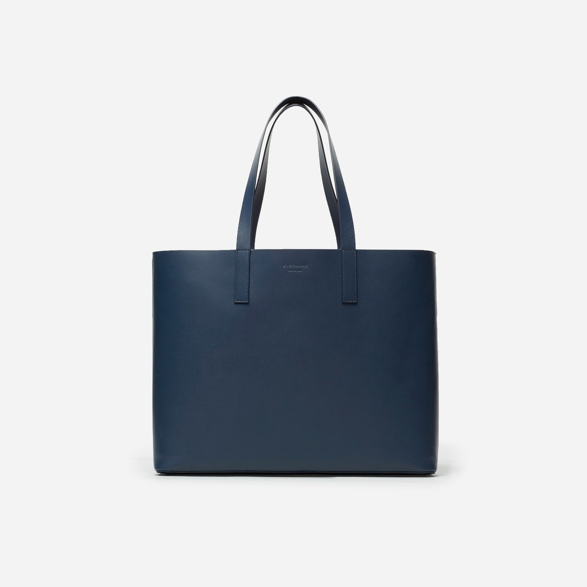 Everlane Everyday Leather Tote in Petra