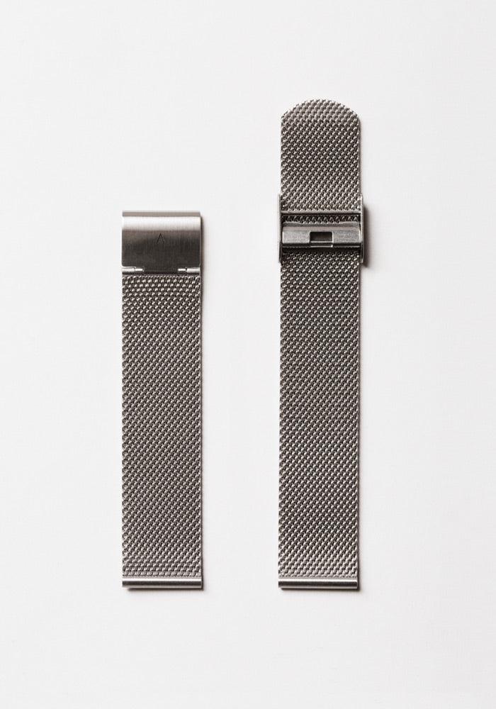 Replacement Milanese Metal Bracelet MB18-SI