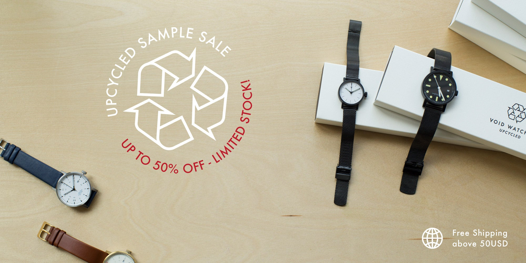 The Upcycled Sample Sale: New Additions