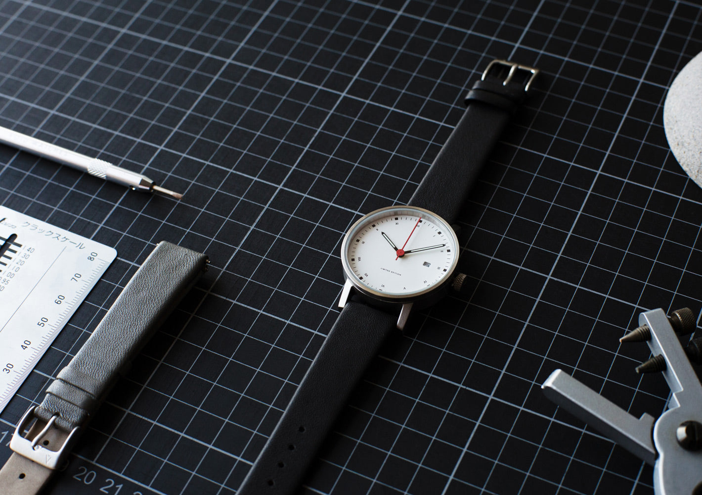 The Limited Edition V03D-Metis from VOID Watches, designed by David Ericsson.