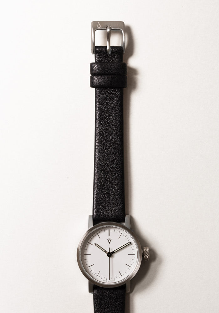 The V03P-BR/BL/WH from VOID Watches, designed by David Ericsson.