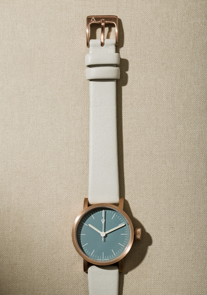 The V03P-CO/GY/NY from VOID Watches, designed by David Ericsson.
