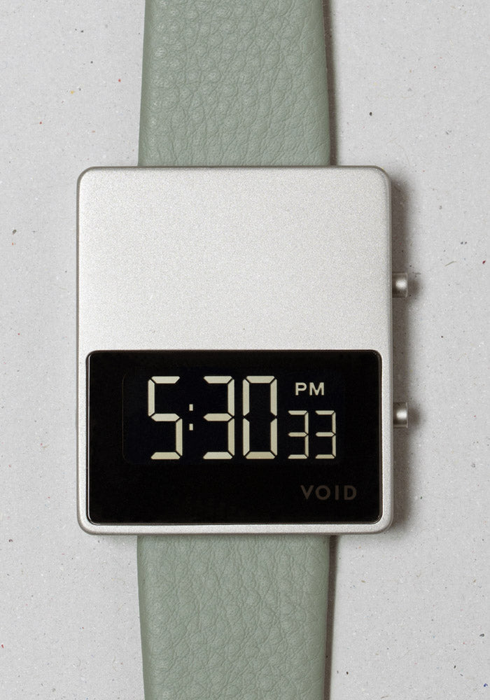The V01MKII-SI/SA from VOID Watches, designed by David Ericsson.
