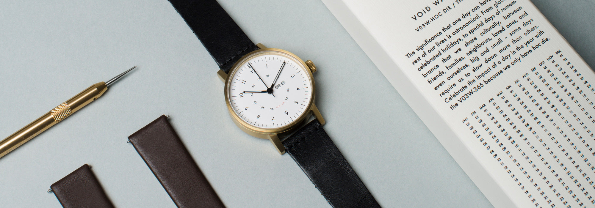 VOID Watches Gift Sets
