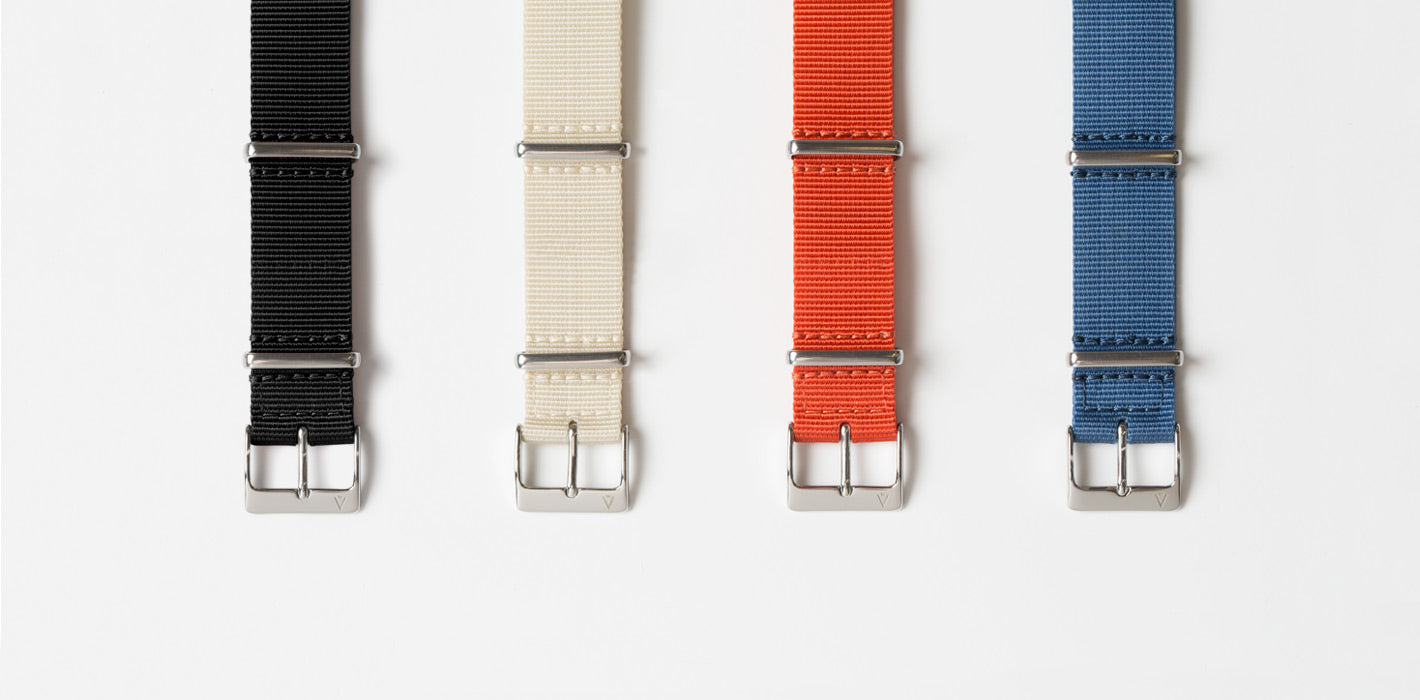 VOID Watches Nylon NATO Straps