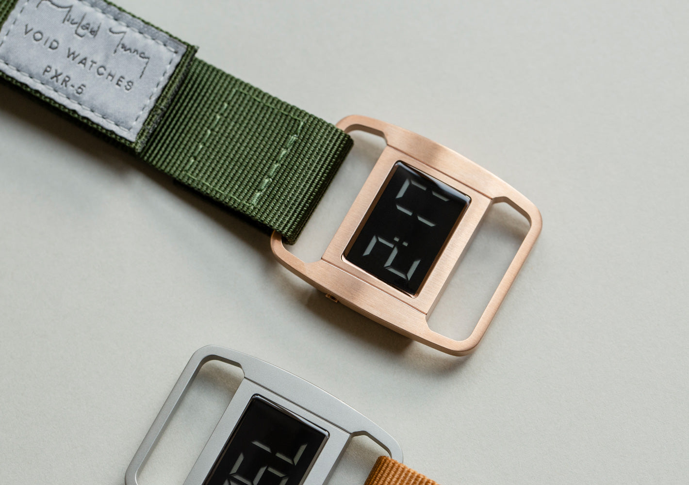 The PXR5 from VOID Watches, designed by British Designer Michael Young