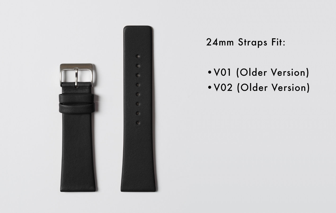 24mm Watch strap from VOID Watches