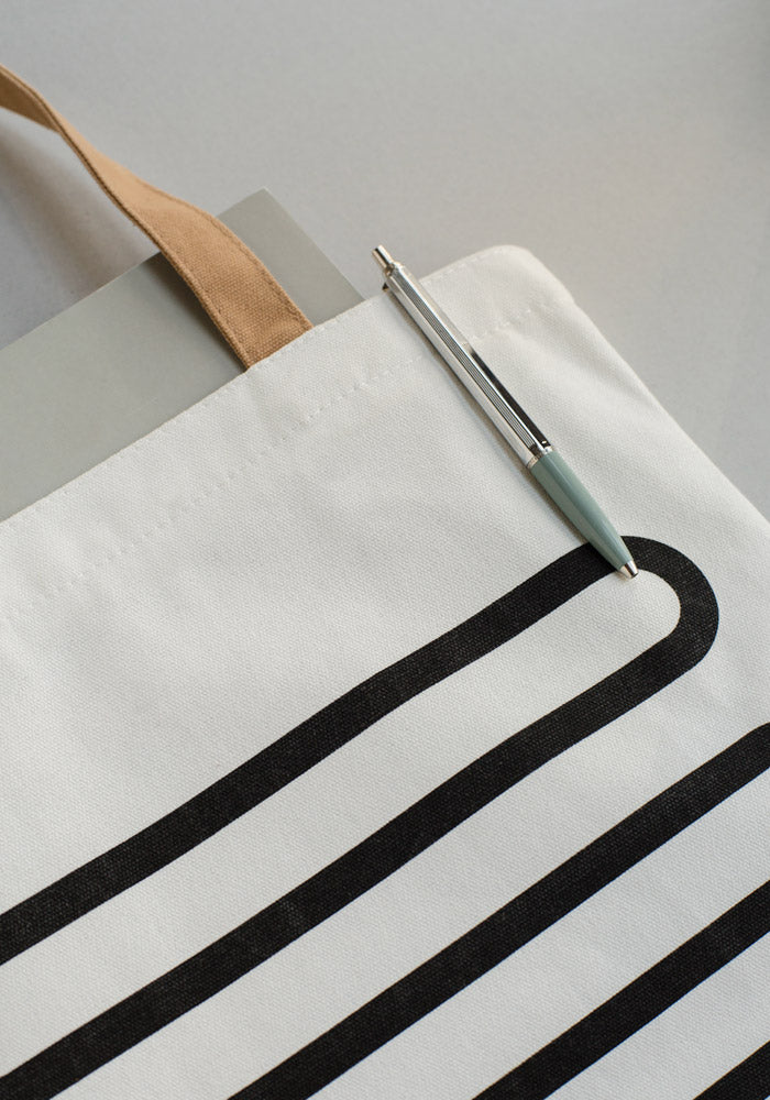 The Infinite Loop Tote from VOID Watches, designed by David Ericsson.