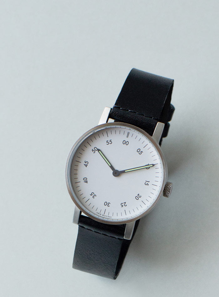 The V03B-BR/TB/WH from VOID Watches, designed by David Ericsson.
