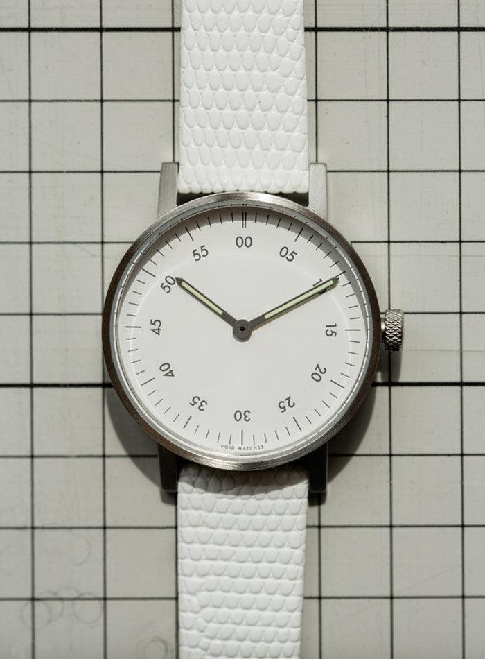 The V03B-BR/WL/WH from VOID Watches, designed by David Ericsson.