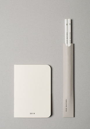 Notebook Calendar Set